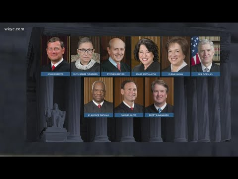 Supreme Court rules gay, lesbian and transgender workers protected from job discrimination from YouTube · Duration:  2 minutes 30 seconds