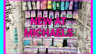 💖 NEW AT MICHAELS HAUL 🎀 SO MUCH SPARKLE 💖