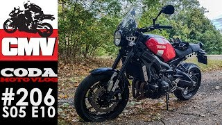 CMV#206: Yamaha XSR900 - pierwsze wrażenia - CODA MV