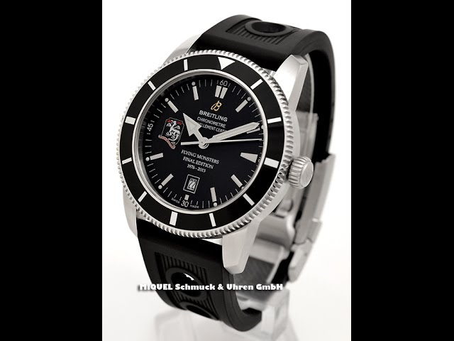 Breitling Superocean 46 Heritage Flying Monsters  Ref. A173209F/BC89201S/A20DSA.2 (7473)