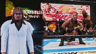 WWE 2K19: Epic Tetsuya Naito ft. Chris Jericho WK 12 & NJPW Arena (Tokyo Dome) - PC Mods