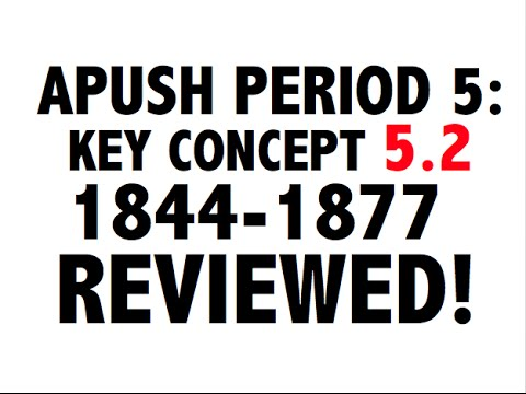 APUSH Period 5: Ultimate Guide to Period 5 Key Concept 5 2