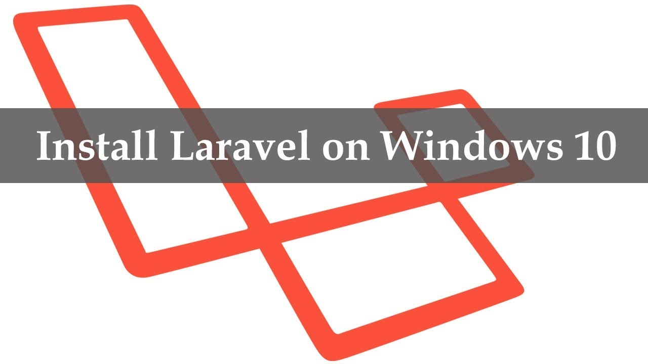 installing laravel 5.4 on windows 10