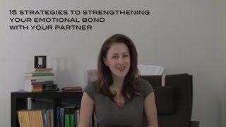 How to Improve a Relationship: Security in Relationships