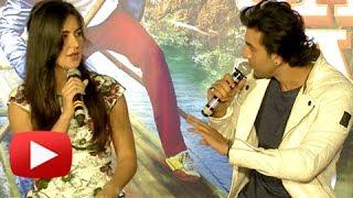 Ranbir Kapoor Tells Katrina Kaif To SHUT Her Mouth | SHOCKING | Jagga Jasoos Promotion