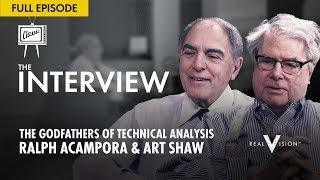 The Godfathers of Technical Analysis (w/ Ralph Acampora & Alan Shaw) | Interview