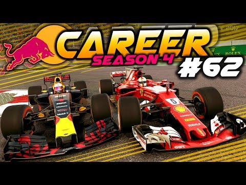 F1 2017 Career Mode Part 62: TRIPLE OVERTAKES AT CHINA!