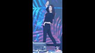 170812 소녀시대 윤아 리허설 직캠 - 홀리데이 SNSD Yoona Rehearsal fancam - Holiday (DMZ 평화콘서트) by Spinel
