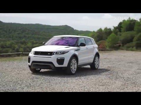 [XEHAY.VN] Range Rover Evoque 2016 ra mắt chính thức ở VN