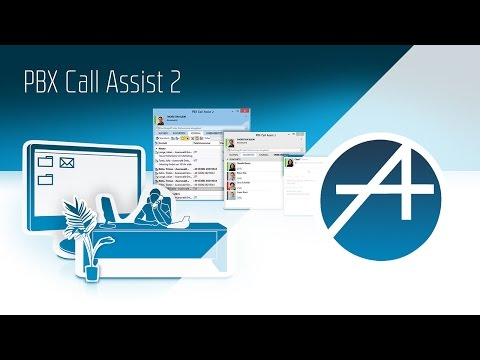 PBX Call Assist 2 – die neue CTI-Software