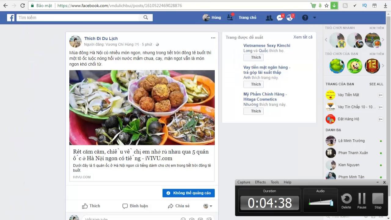 facebook marketing – tăng tương tác bài post để chạy ads hiệu quả