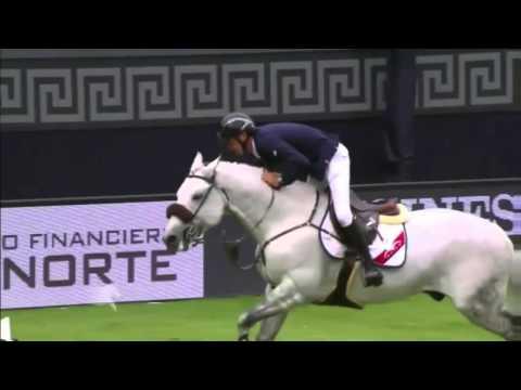 Bertram Allen [Hector Van d'Abdijhoeve] - Grand Prix of Mexico, 1m60, LGCT de Mexico