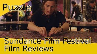 PUZZLE - Sundance Film Reviews