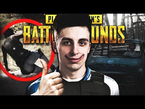 SHROUD TRIES THE NEW PUBG UPDATE!!