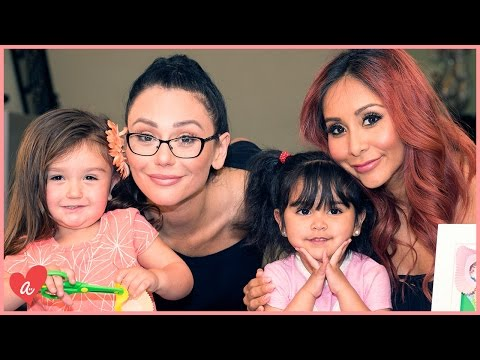 Snooki & JWOWW's Mother's Day DIY! | #MomsWithAttitude Moment