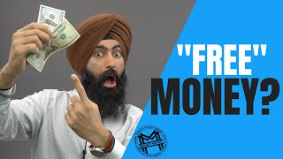 The Government Is Giving You FREE Money (Stimulus Plan & Bailouts) BUT There's A Hidden Cost
