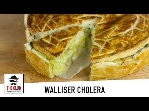 Cholera - die Walliser Spezialität | Rezept #63
