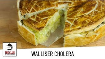 Cholera - die Walliser Spezialität  | theclub.ch | Rezept #63