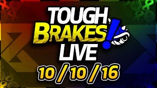 Video [LIVESTREAM] #MarioKartMondays | Tough Brakes LIVE! - Mario Kart 7 w/ Viewers (10/10/16) download MP3, 3GP, MP4, WEBM, AVI, FLV April 2018