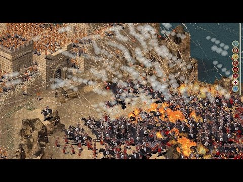 Stronghold Crusader HD - THE GREAT CRUSADE