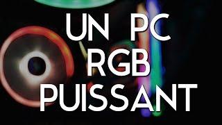 MONTAGE D'UN PC GAMER - RGB & 1440p 144Hz [Build]