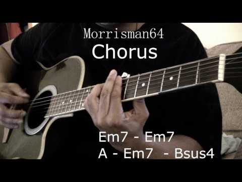 ONE WAY   If You Play Your Cards Right   Guitar Lesson With Chords