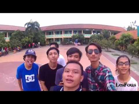 Lesfous At SMA 9 Tangerang