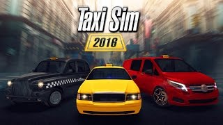 Taxi Sim 2016 - Android & iOS - Trailer