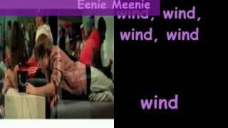 Eenie Meenie Karaoke Instrumental