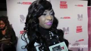 Toya Wright, Dawn Richard, Kyla Pratt & More At The 2012 Mirror Mirror Awards