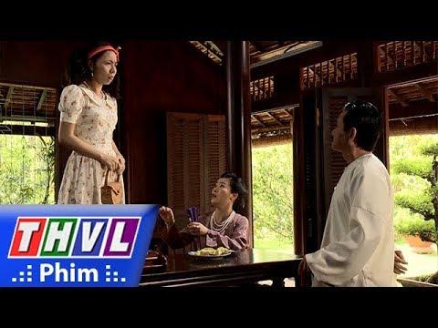 THVL | Duyên nợ ba sinh - Tập 13[2]: Bá hộ Tuất tức giận khi con gái bỏ học về nhà