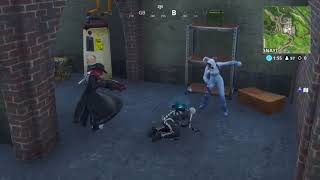 Must Have Literally Been a Millisecond From 2nd..! | Fortnite Twitch Funny Moments #223