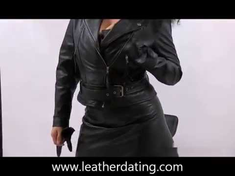 leather glove dating