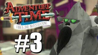 BARBA É AMOR, BARBA É VIDA!! - Adventure Time: Finn & Jake Investigations #3