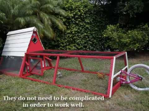 Best Chicken Tractor Plans Youtube