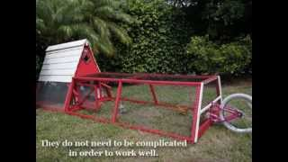 Best Chicken Tractor Plans