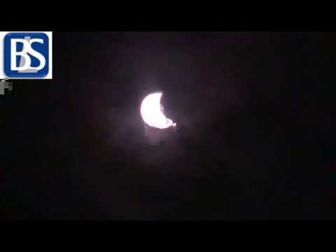 Live Solar Eclipse