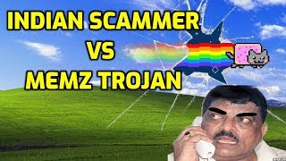 Indian Scammer Reacts To MEMZ Trojan thumbnail