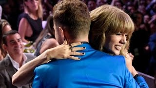 Taylor Swift and Justin Timberlake funny at iHeartRadio Music awards