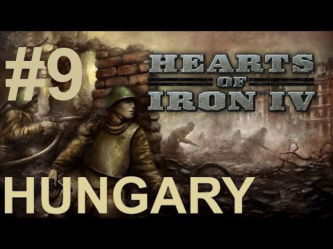 Hearts of Iron IV HUNGARIAN AMBITIONS - #09 The Soviet Collapse
