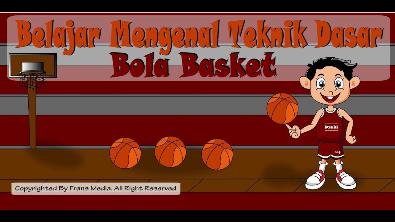 Media Pembelajaran Teknik Dasar Bola Basket Youtube