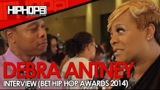 "Debra Antney Talks Discovering Gucci Mane, French Montana, & Nicki Minaj, ""LHHATL"" & More"