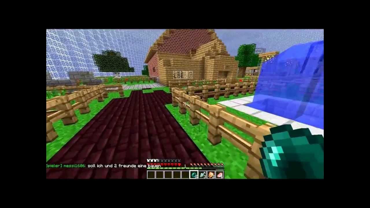 Emerald Craft Server - YouTube