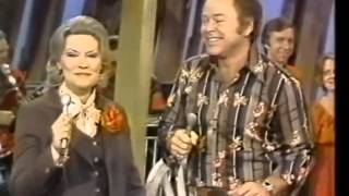 Patti Page, Roy Clark, If I Had to Do It All Over Again, Hee Haw