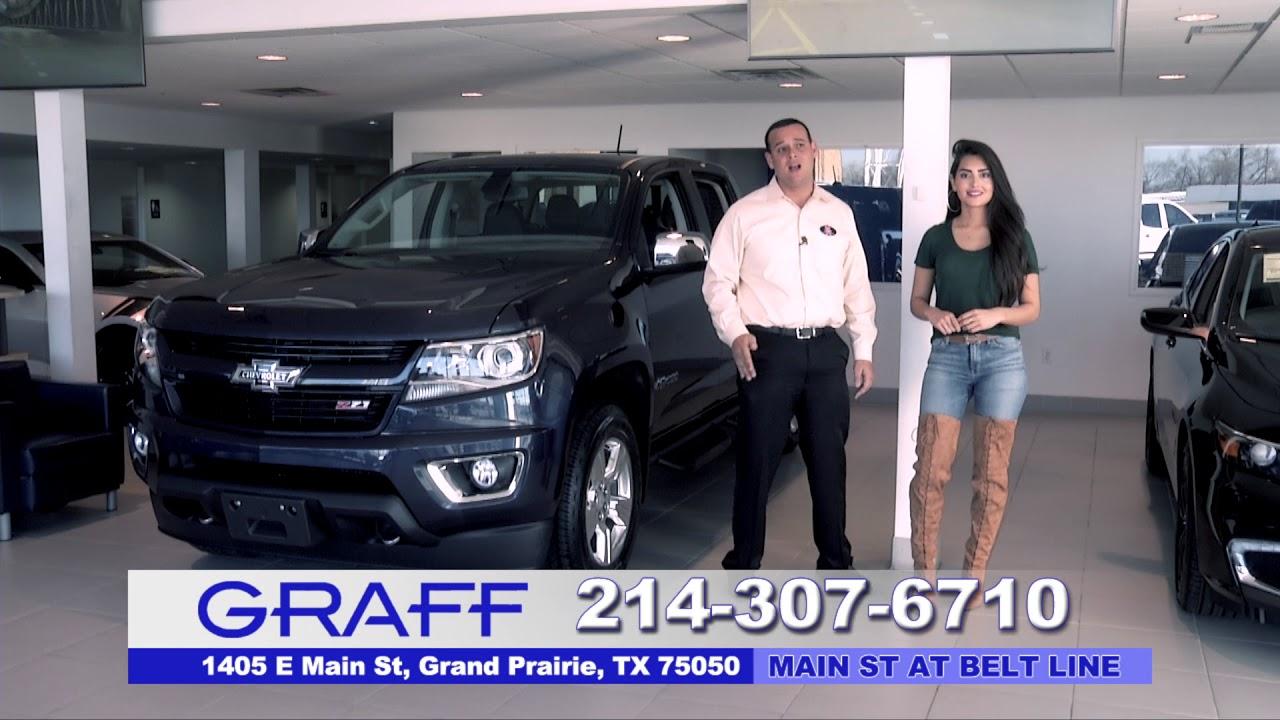 Graff Chevrolet Infomercial 0118 Spot