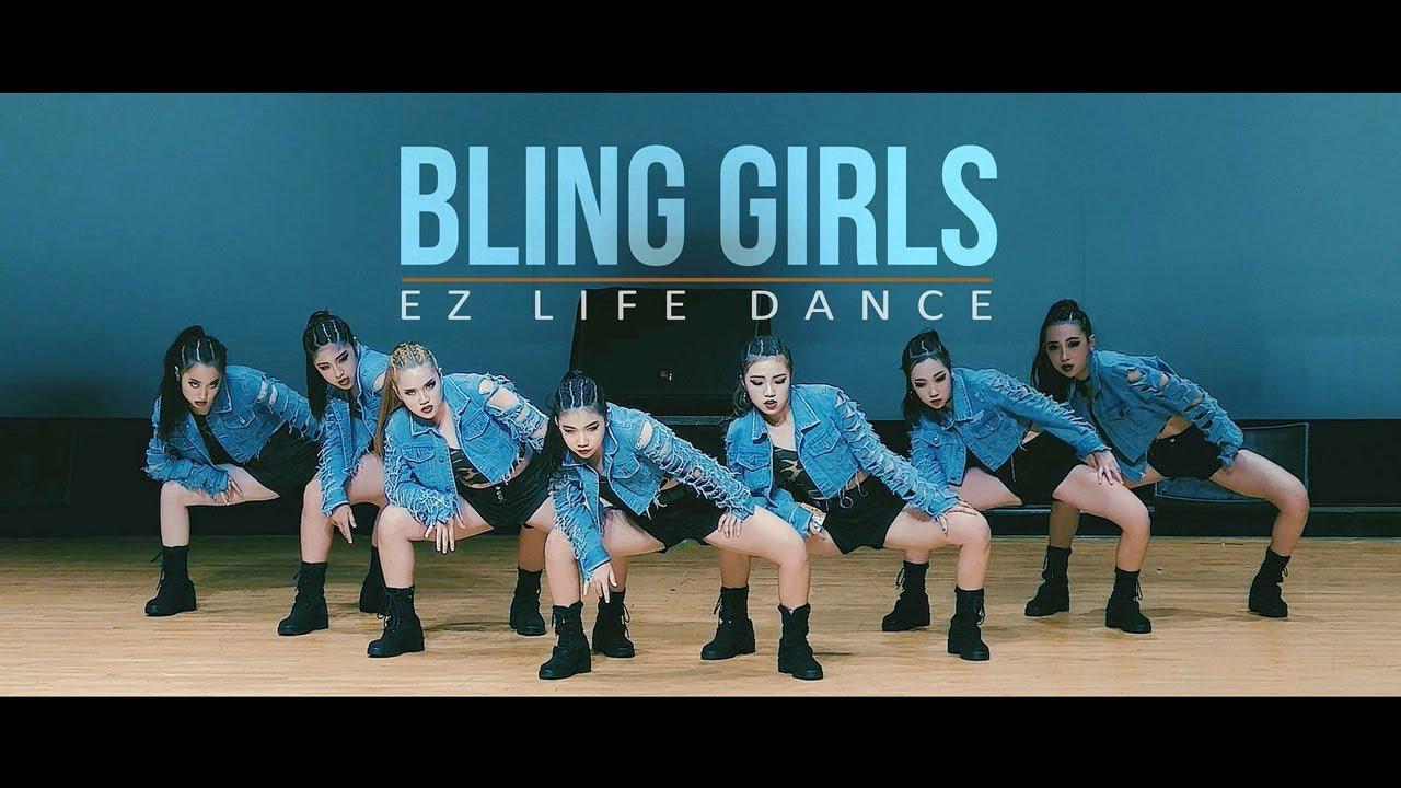 Download 여중생들의 끝장 칼군무 TEEN's PERFECT POWERFUL DANCE | 블링걸스 BLING GIRLS | Filmed by lEtudel