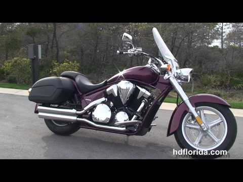 Used 2011 Honda VT1300 Interstate Motorcycles for sale - Panama City, FL
