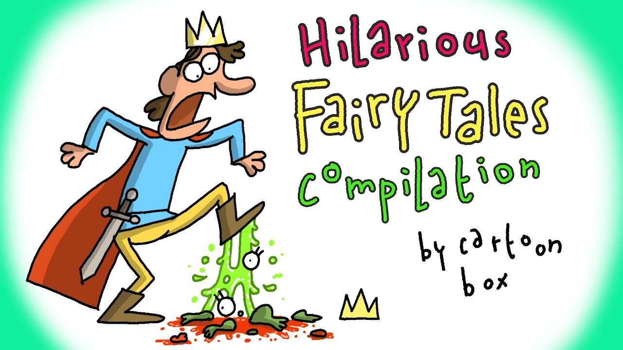 Hilarious Fairy Tale Compilation | The BESt Of Cartoon Box | Dark Parody Cartoons by FRAME ORDER