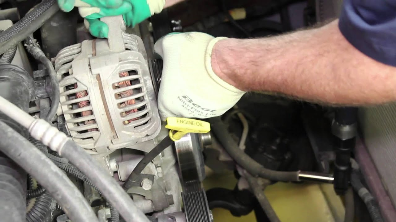 How To Install A Water Pump Chrysler Dodge 5 9l V8 Rwd Wp