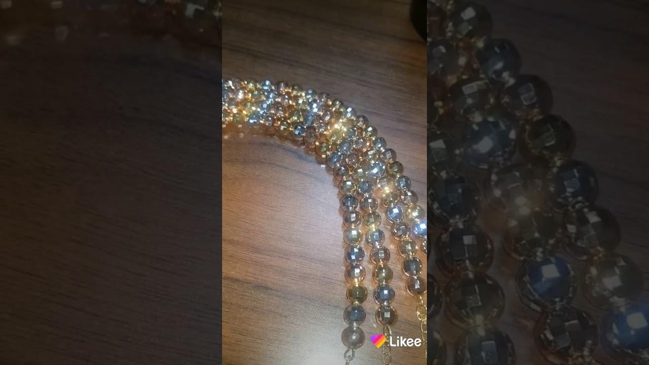 Perhiasan xuping gelang - YouTube